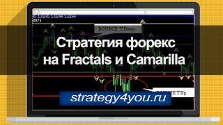 Стратегия форекс на Fractals и Camarilla