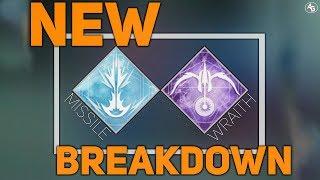 Nightstalker and Striker New Breakdown | Destiny 2 Forsaken Supers