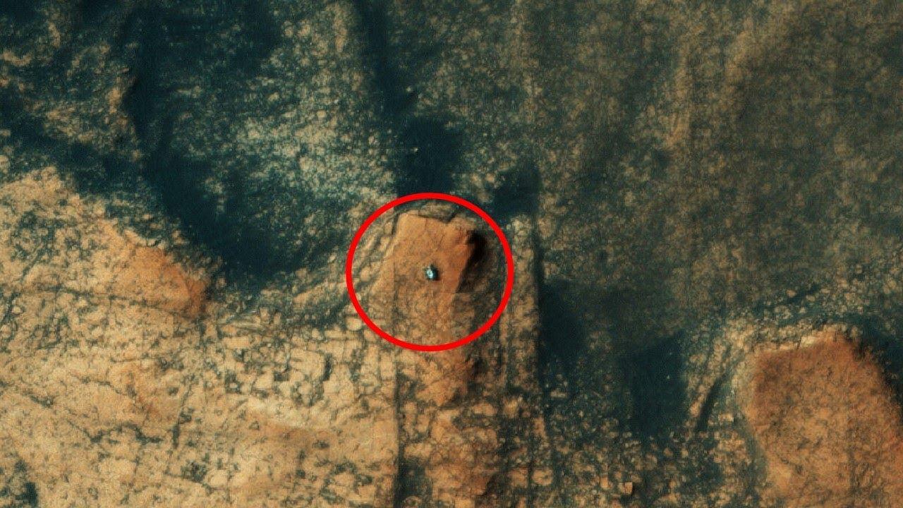 화성에 존재했던 고대 생명의 흔적은 완전히 지워졌을 지도 모릅니다.