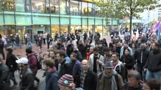 1300 Hamburger demonstrieren gegen IS-Terror