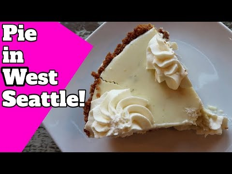 Best West Seattle Desserts? We're in for key lime pie and beignets!