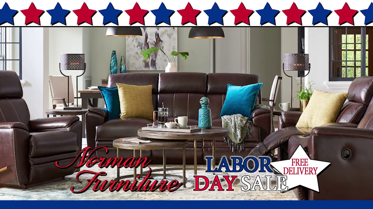Norman Furniture Labor Day 2019