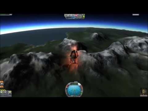 Kerbal Space Program - Career Mode Part 3: Sub-orbital Flights