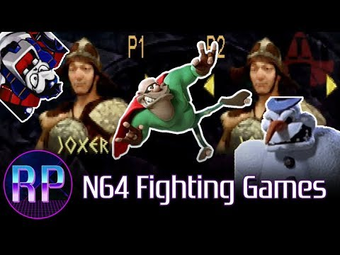 Which Nintendo 64 Fighting Games Are Worth Playing Today? (Part 1)