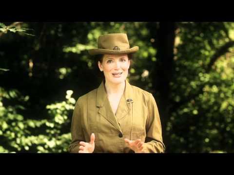 Juliette Gordon Low is Excited About the 100th Anniversary of Girl Scouts