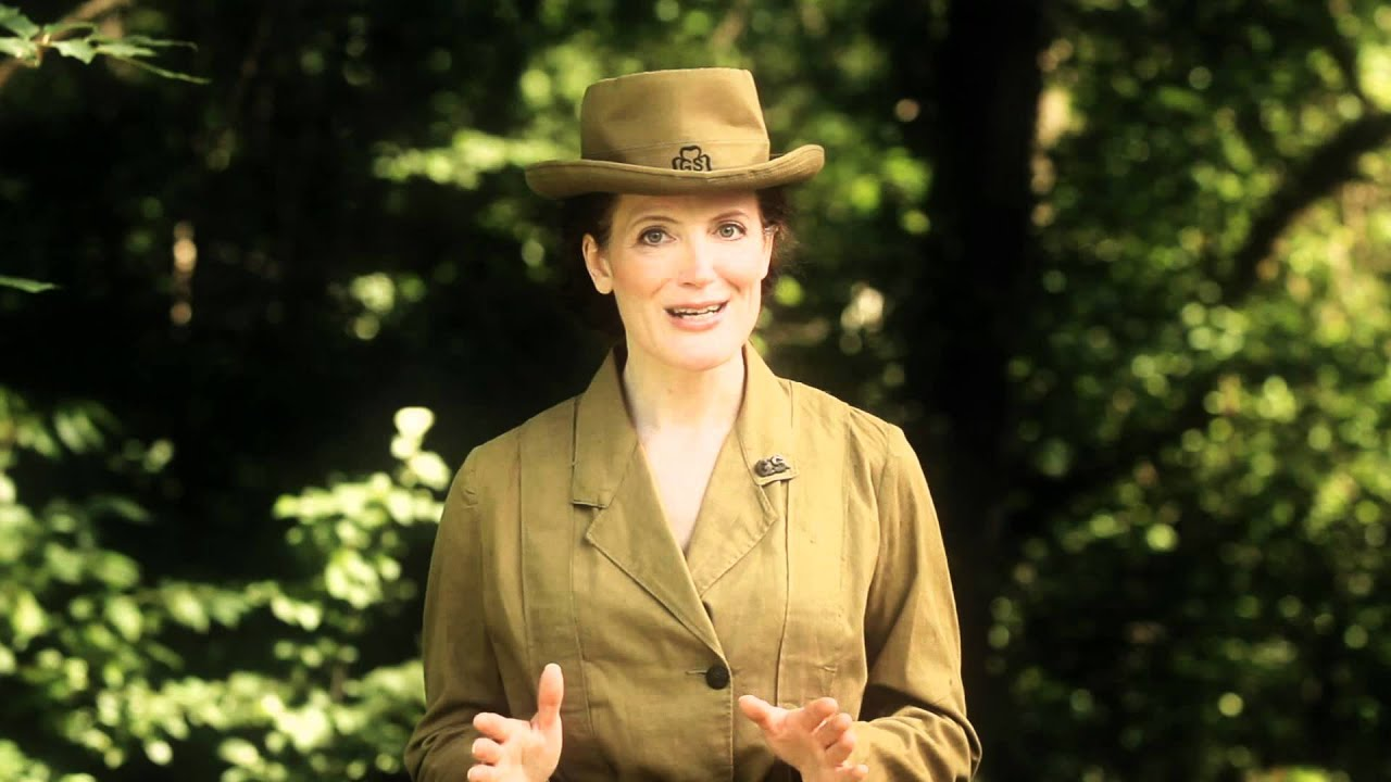 Juliette Gordon Low is Excited About the 100th Anniversary ...