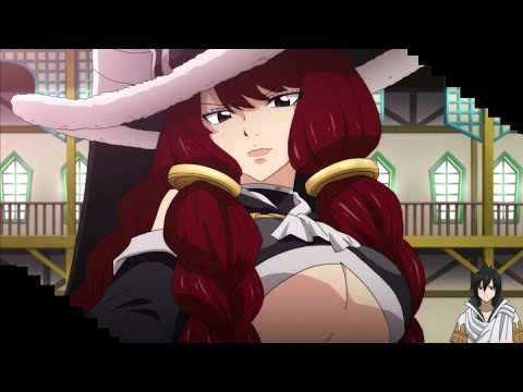 ERZA VS HER MOTHER : The Dragon Queen