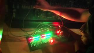 arp sequencer demo