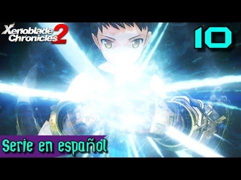 ¡Abriendo cristales! ¿Tendré suerte? - XENOBLADE CHRONICLES 2: Serie en español (Nintendo Switch) 10