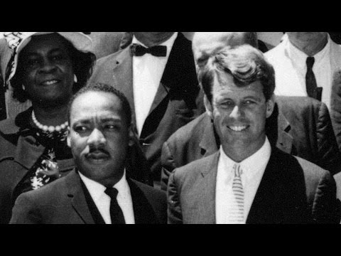 Peace And Love For All Mankind | Martin Luther King Jr. & Robert F. Kennedy Speech Compilation