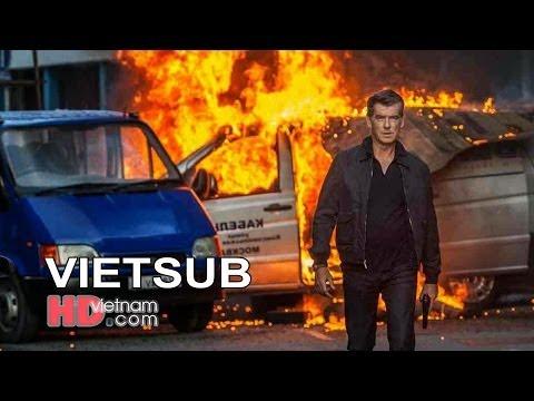 THE NOVEMBER MAN - Teaser Trailer (2014) (Vietsub)
