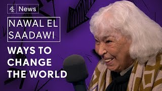 Nawal El Saadawi on feminism, fiction and the illusion of democracy