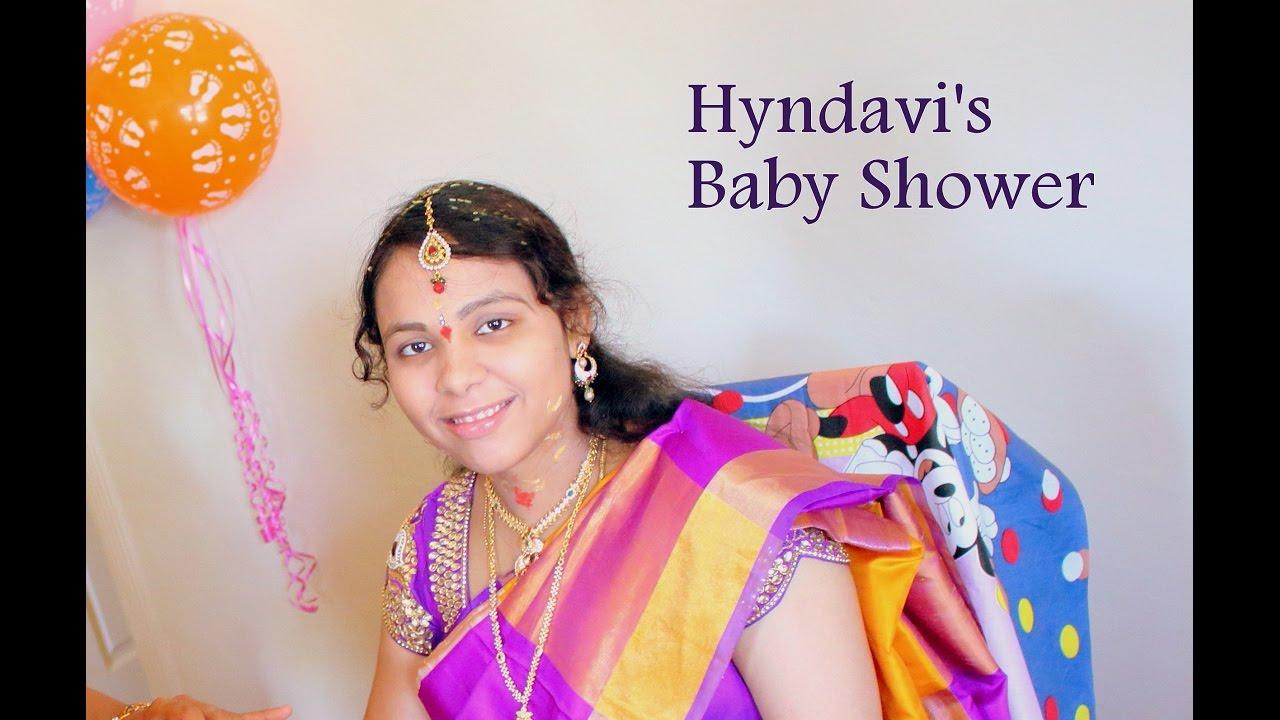 Hyndavi S Baby Shower Seemantham Function Los Angeles Usa