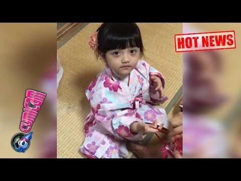 Pakai Kimono Kecantikan Arsy Kalahkan Gadis Jepang Cumicam