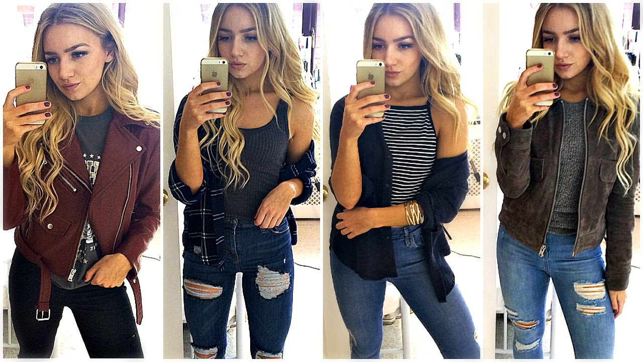 red jeans outfit ideas