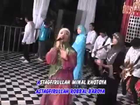 ▶ ASTAGFIRULLAH RATNA ANTIKA   by ashailaYouTube 360p