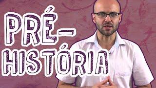 História - Pré-História - Definição e Estudo