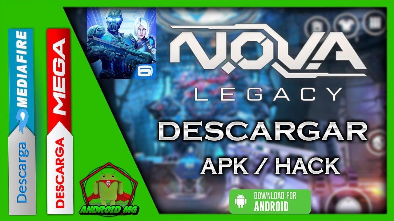Descargar N O V A Legacy Apk Hack Para Android By Teamdroid