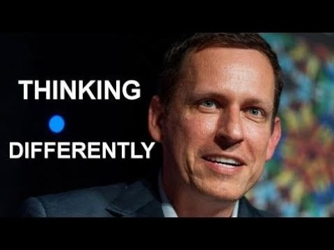 Peter Thiel - Think Different