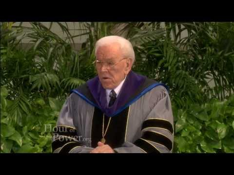 Robert H Schuller's Final Sermon from the Crystal Cathedral