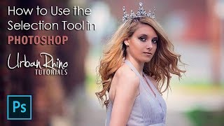 How to Use the Selection Tool in Photoshop