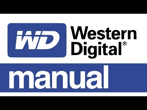Wd My Port External Hard Drive Set Up Guide Manual For Mac