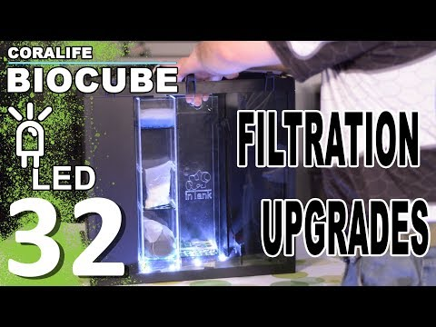 intank-coralife-biocube-32-filtration-installation-&-advice-walkthrough