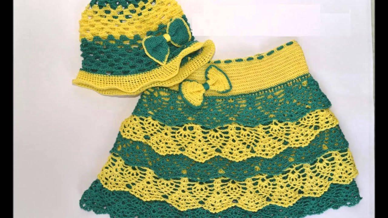 Perfecto Falda De La Colmena De Crochet Patrón Libre Bandera - Ideas ...