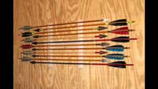 Traditional Bow Racks And Arrow Racks