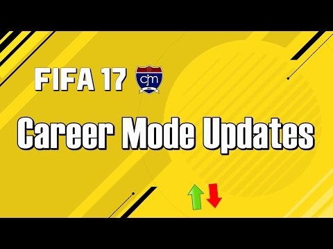 FIFA 17 Career Mode Updates: Coutinho, Firmino, Mané, Gnabry (Bahasa Indonesia)