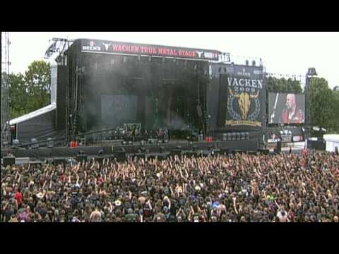 RAGE -  Wacken Open Air 2009