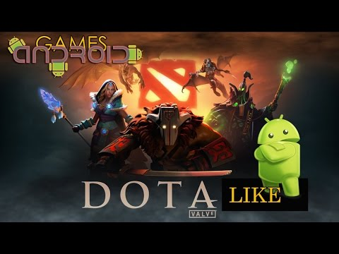 Dota Like Game Heroes Of Order And Chaos