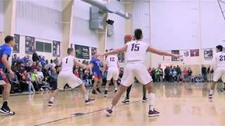 GCC Boys Basketball vs Jeannette 2-9-18