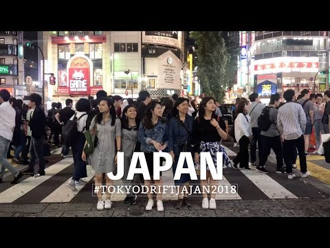 Japan Travel Diary 2018 #tokyodriftjajan2018