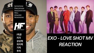 EXO - Love Shot Higher Faculty kpop