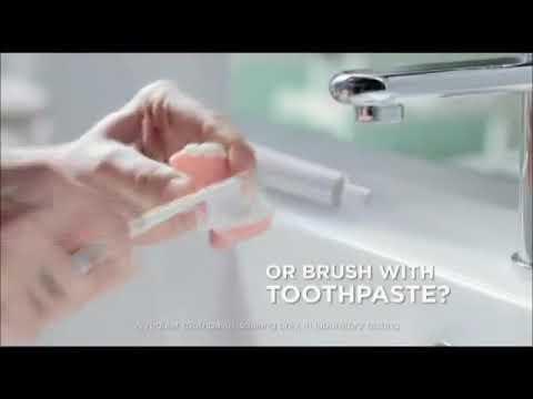 Polident Denture Cleanser Commercial