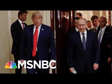 US 'Wide Open' To Cyber Attack As Russians Continue Undeterred   Rachel Maddow   MSNBC