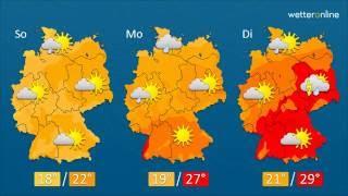 wetteronline.de: Wetter in 60 Sekunden (30.06.2016)