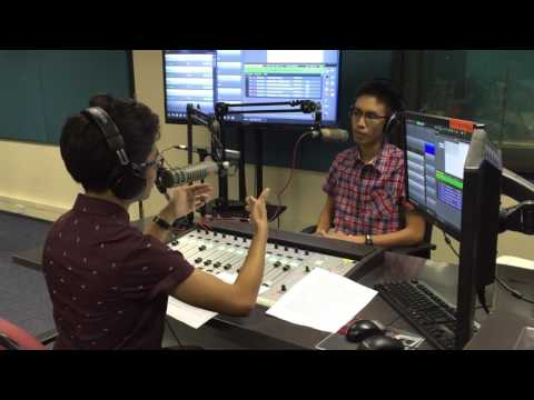 Radio Production 2 Asst#4: Interview with yoga enthusiast by DJ Elmer