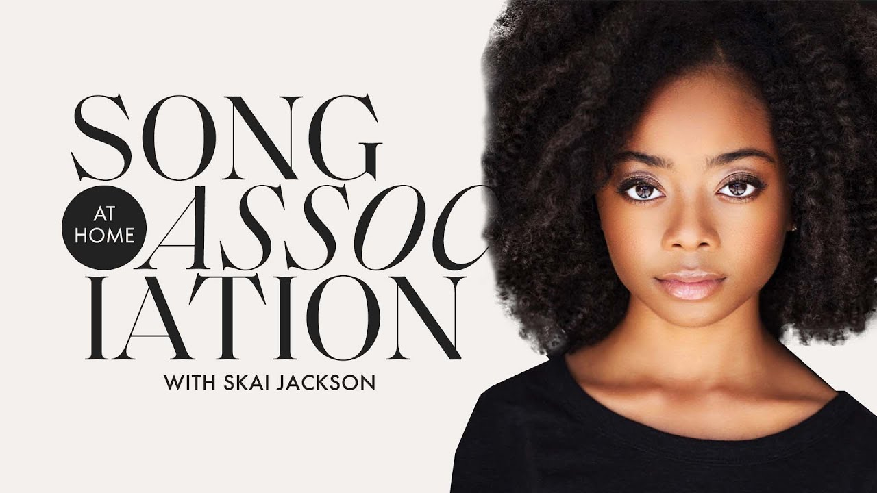 Skai Jackson Sings Kevin Gates, Lil Nas X, and Toni Braxton in a Game of Song Association