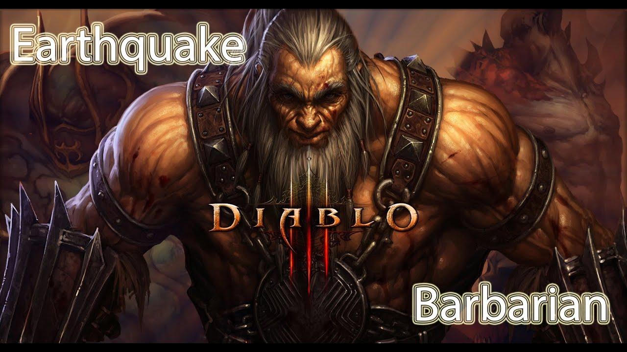 Barbarian Earthquake Build
