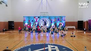Чир Спорт 2021  - 027 - A B dance 1, Сыктывкар