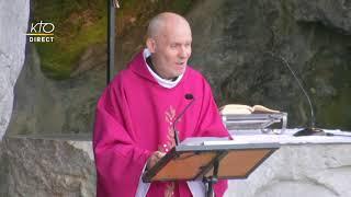 Messe de 10h à Lourdes du 20 février 2021