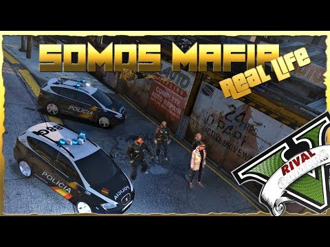"GTA V ReaL Life Role Play |"" VENGANZA A POLICIAS ""🔫"
