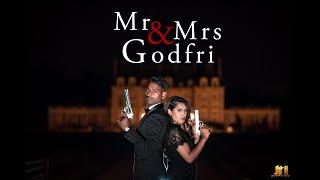 Mr & Mrs Godfri   Preshoot   7 studio   4K