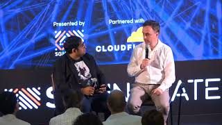 In Conversation with John Graham-Cumming, CTO of Cloudflare - SGInnovate