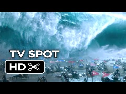 Exodus: Gods and Kings TV SPOT  Heaven and Earth 2014  Christian Bale Movie HD