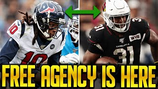 2020 NFL Free Agency | The Good, The Bad, The Ugly So Far