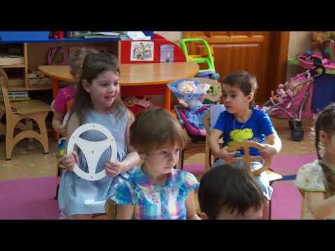 НОД.  Организация познавательно-исследовательской деятельности детей в средней группе