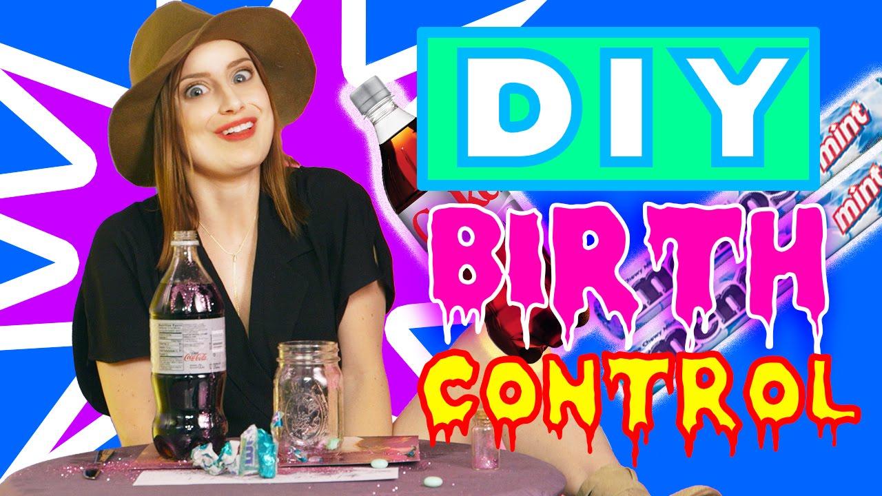 DIY Birth Control - YouTube